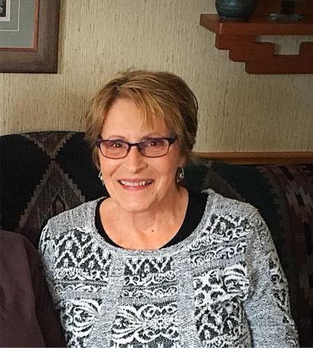 My Aunt Sandy Norris-Bergman